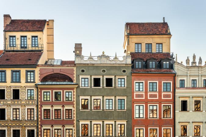 3. Warschau, Polen