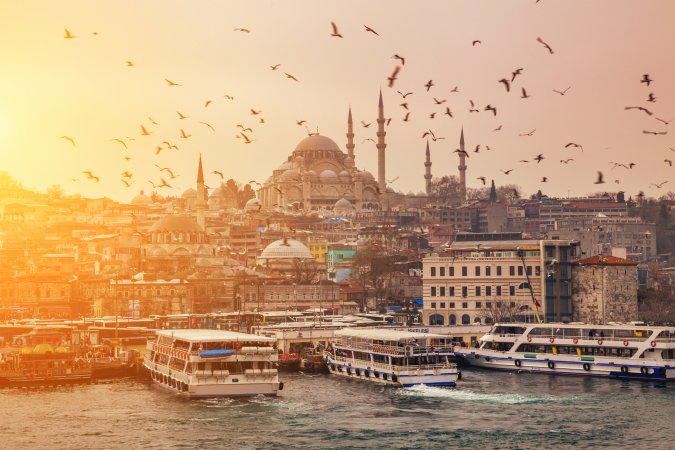 4. Istanboel, Turkije