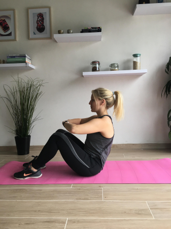 3. Side crunches (deel 5)
