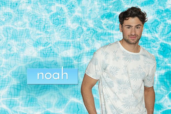 Noah (22) uit Amsterdam