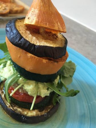 7. Zelfgemaakte healthy burger