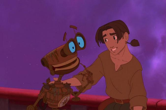 'Treasure Planet' (2002)