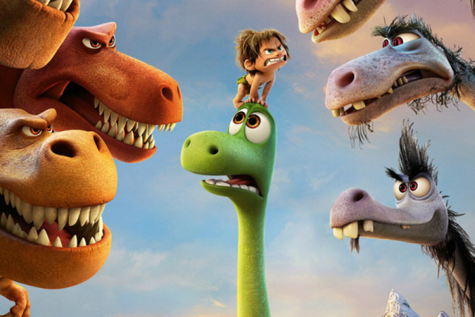 'The Good Dinosaur' (2015)