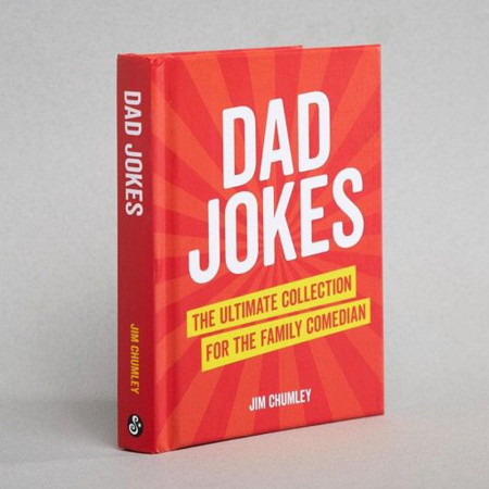 Boek 'Dad Jokes'