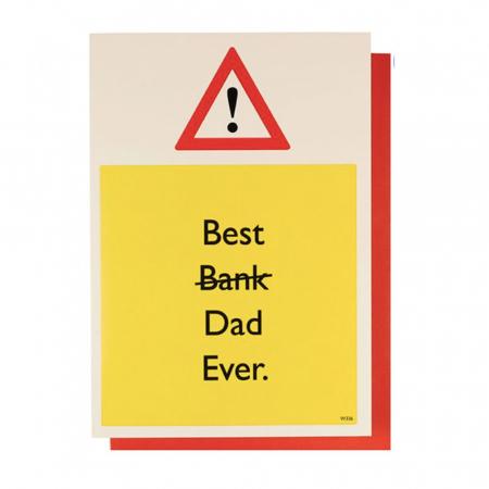 Best dad bank ever