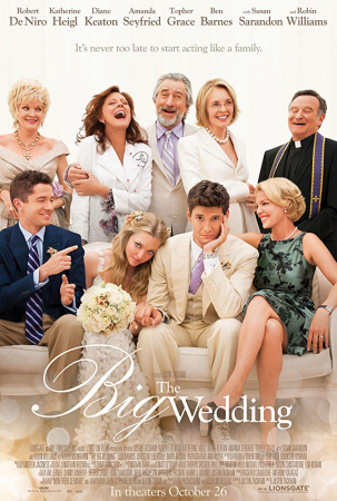 'The Big Wedding' (2013)