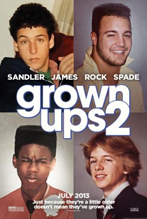 'Grown Ups 2' (2013)
