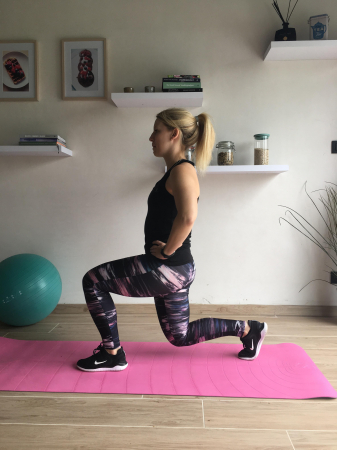 2. Lunges
