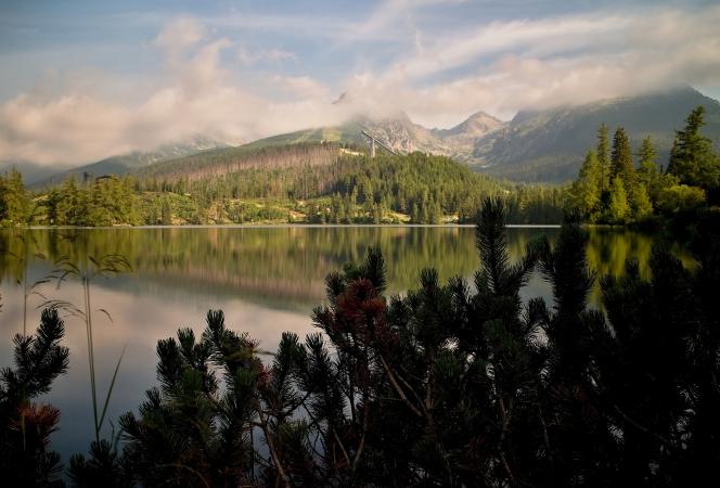1. Hoge Tatras, Slowakije