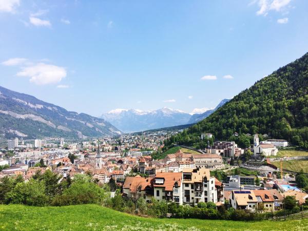 8. Liechtenstein