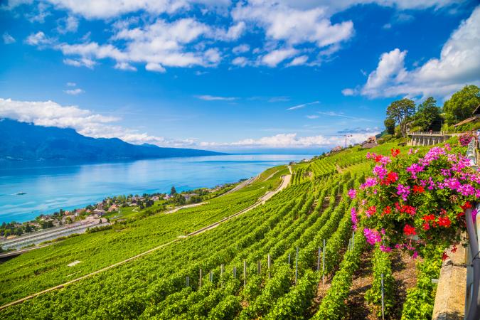 9. Vevey, Zwitserland