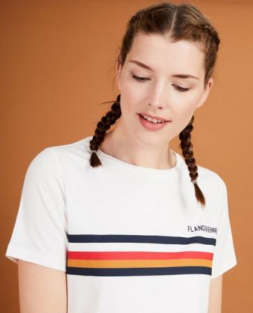 T-shirt 'Flandrien' voor vrouwen