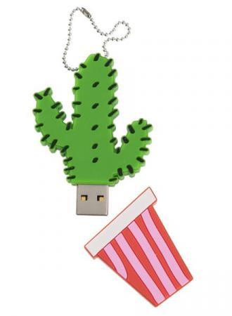 USB-stick in de vorm van een cactus (8 GB)