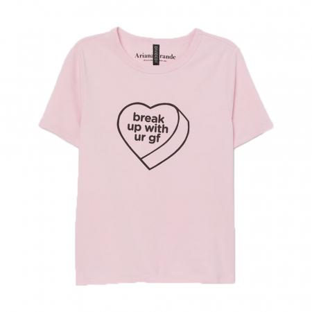 T-shirt 'break up with ur gf'