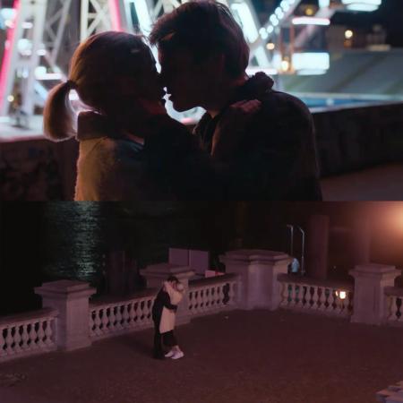 2.De allereerste kus