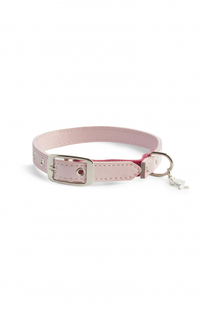 Primark – Collier rose pour chat