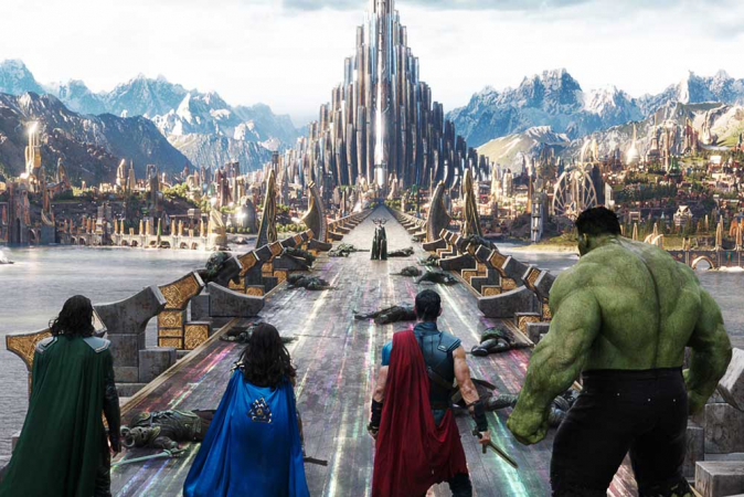Marvel Thor: Ragnarok