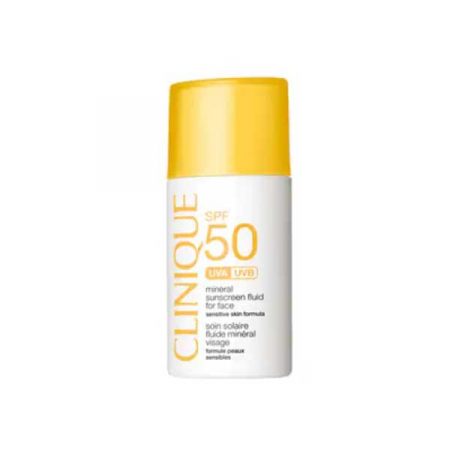 Clinique – Mineral Sunscreen