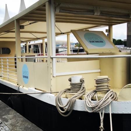 3) Apéro sur Meuse