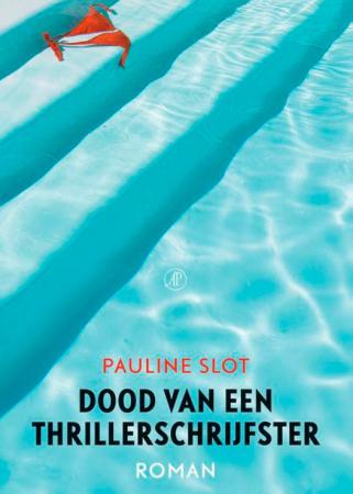 Griekenland: 'Dood van een thrillerschrijfster' van Pauline Slot