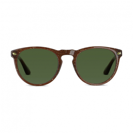 Composteerbare zonnebril