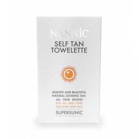 Vormgeefster Merel testte de Supersunic Towelette van Nannic