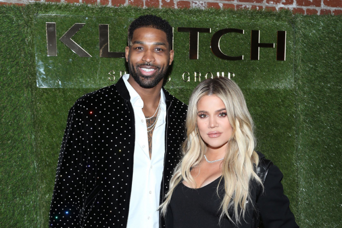 Khloé Kardashian (35) & Tristan Thompson (28)