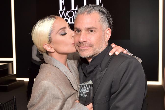 Lady Gaga (33) & Christian Carino (50)