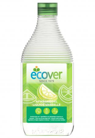 Afwasmiddel van Ecover met citroen en aloë vera
