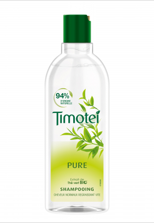 Fles Timotei-shampoo: Pure