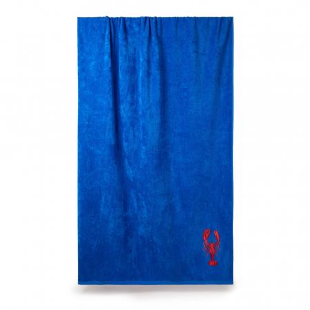 Handdoek met kreeft
