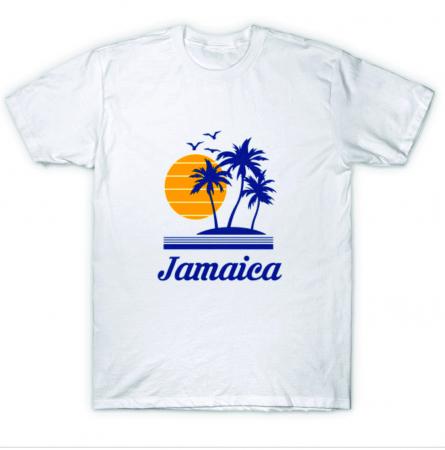 Toeristisch T-shirt