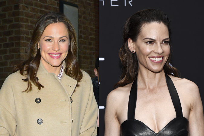 Jennifer Garner – Hilary Swank