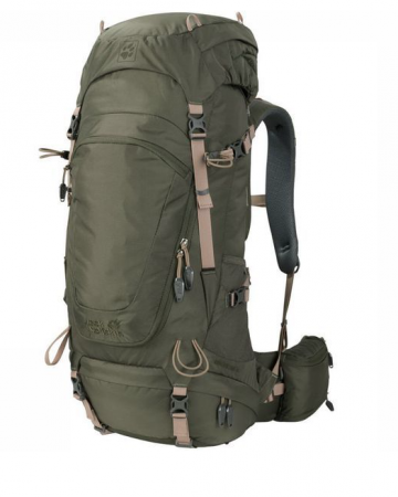 Groene tourpack (42 liter)