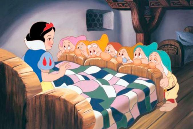 'Sneeuwwitje en de 7 dwergen'
