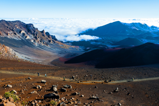 Haleakalā National Park, Hawaii