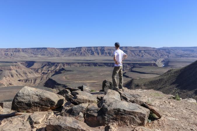 Fish River Canyon, Namibië