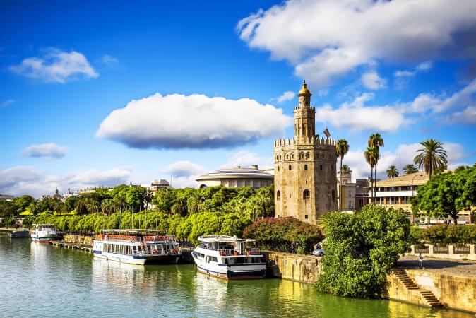Sevilla, Spanje