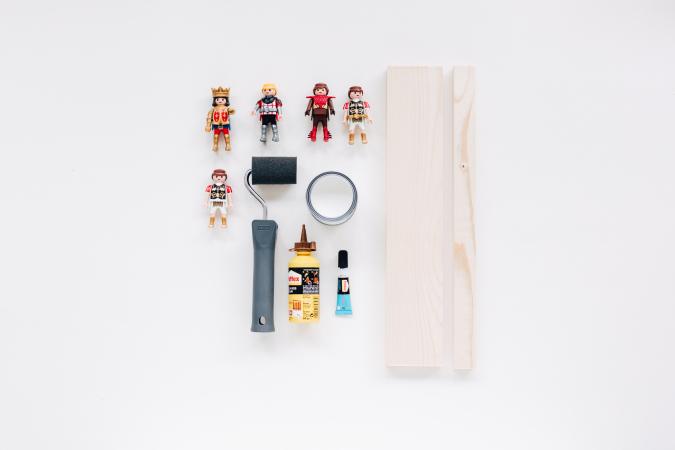 Bricolage 3: un portemanteau