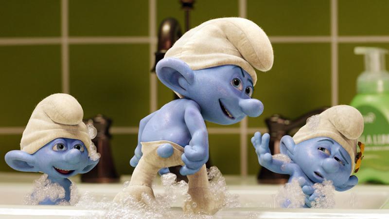 'The Smurfs 2' – 1 augustus