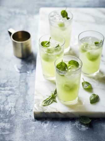 Sagittaire (23 novembre – 21 décembre ): gin, basilic et citron