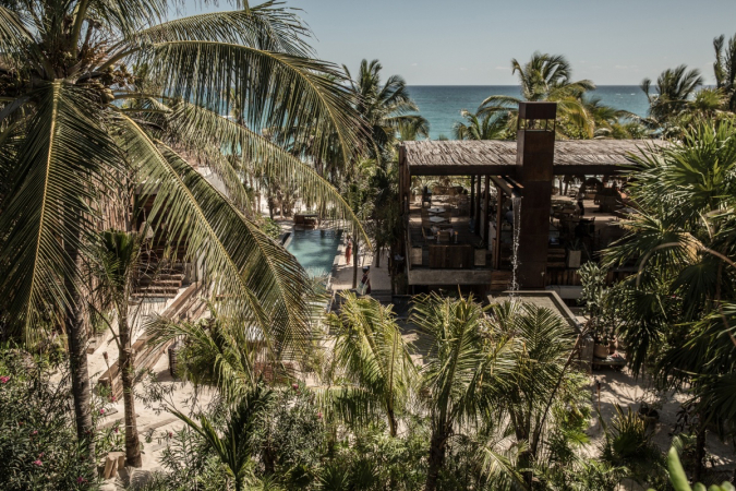 Be Tulum Hotel in Mexico