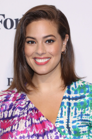 Frosted Brown zoals Ashley Graham