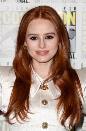 Spicy Ginger zoals Madelaine Petsch