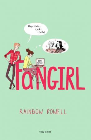'Fangirl' van Rainbow Rowell