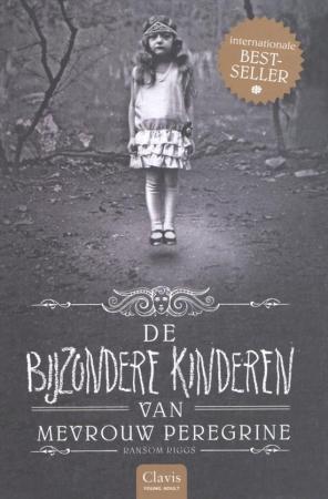 'De bijzondere kinderen van mevrouw Peregrine' van Ransom Riggs