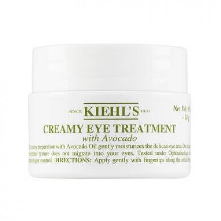 Creamy Eye Treatment with Avocado van Khiel's