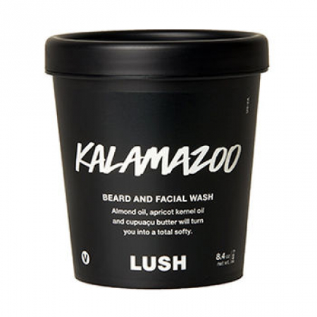 Kalamazoo Beard and Facial Wash van Lush