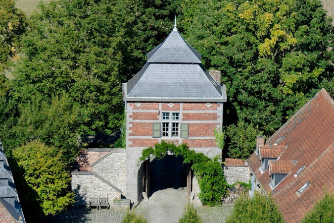 Une tour de château