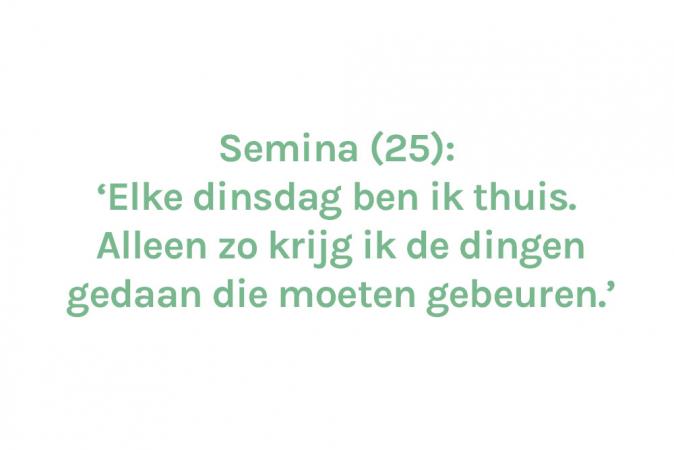 Semina (25) – € 1.500 (4/5de)
